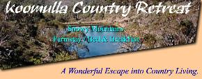 Koomulla Country Retreat - Holiday Byron Bay