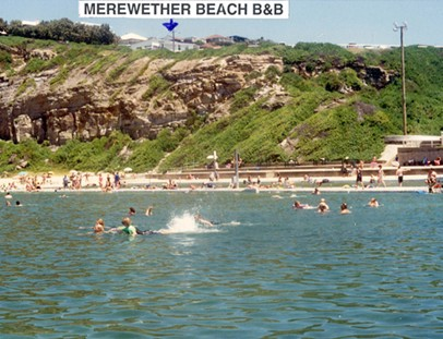 Merewether Beach B And B - Holiday Byron Bay