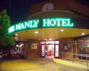 The Manly Hotel - Holiday Byron Bay