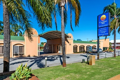 Comfort Inn Bel Eyre Perth - Holiday Byron Bay