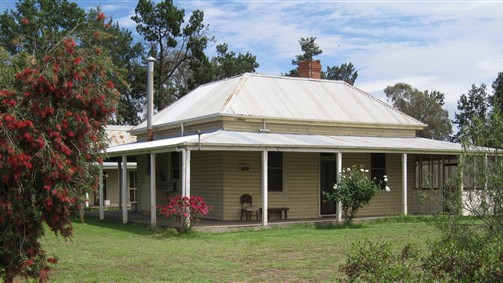 Savernake Farmstay - Holiday Byron Bay