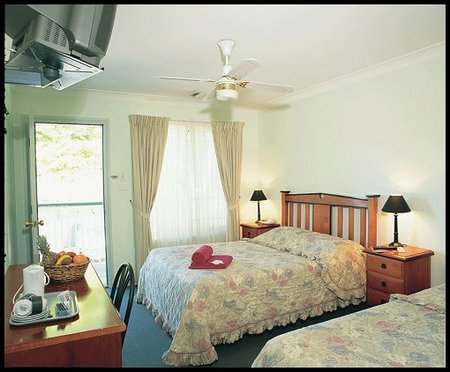 Miranda Lodge - Holiday Byron Bay