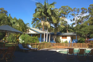Amber Gardens Guesthouse - Holiday Byron Bay