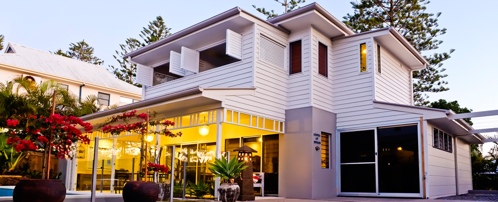 Aaman  Cinta Villa - Holiday Byron Bay