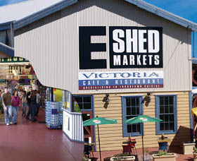The E Shed Markets - Holiday Byron Bay