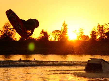Bonney's WA Water Ski Park - Holiday Byron Bay