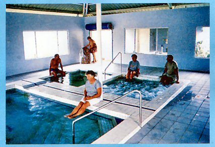 Innot Hot Springs Leisure  Health Park - Holiday Byron Bay