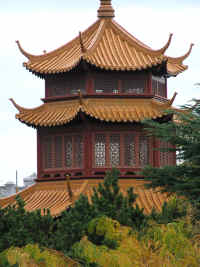 Chinese Garden of Friendship - Holiday Byron Bay