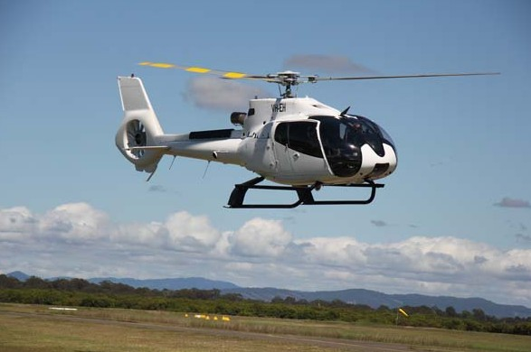 Executive Helicopters - Holiday Byron Bay