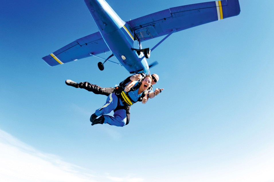 Skydive the Beach and Beyond Yarra Valley - Holiday Byron Bay