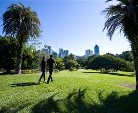 City Botanic Gardens - Holiday Byron Bay