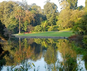 Royal Botanic Gardens Melbourne - Holiday Byron Bay