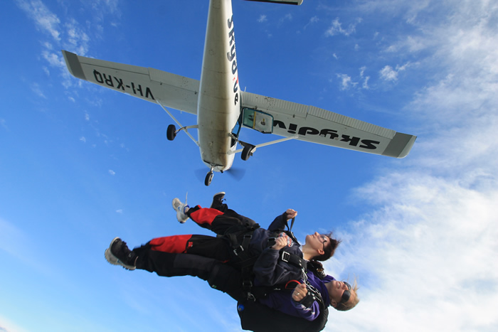 Australian Skydive - Holiday Byron Bay