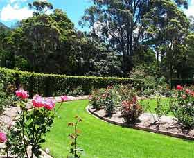 Wollongong Botanic Garden - Holiday Byron Bay