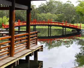 North Coast Regional Botanic Garden - Holiday Byron Bay