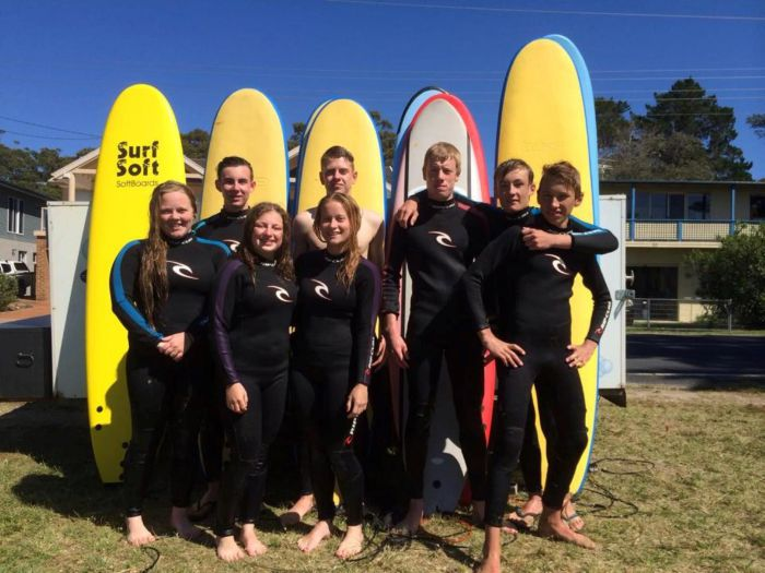 Broulee Surf School - Holiday Byron Bay