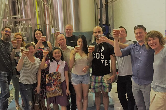 CanBEERa Explorer Capital Brewery Full-Day Tour - Holiday Byron Bay