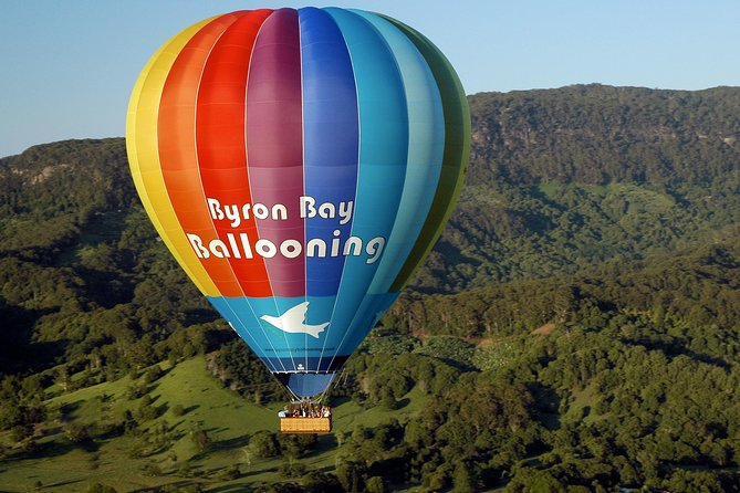 Hot Air Balloon Flight over Byron Bay - Holiday Byron Bay