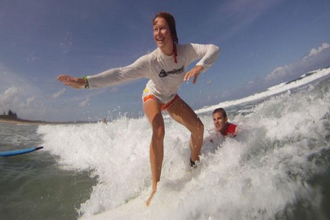 Byron Bay Half Day Surf Lesson - Holiday Byron Bay