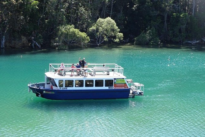 Brunswick Heads Rainforest Eco-Cruise - Holiday Byron Bay