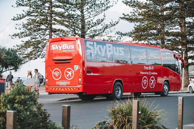 SkyBus Byron Bay Express - Holiday Byron Bay