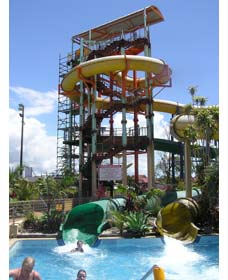 Ballina Olympic Pool and Waterslide - Holiday Byron Bay