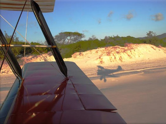 Tigermoth Adventures Whitsunday - Holiday Byron Bay