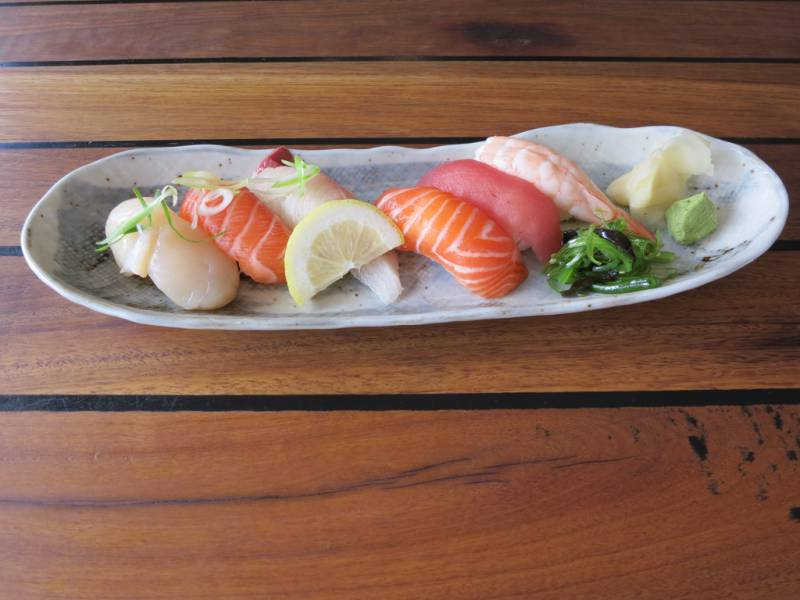 Sabi Sushi Cafe - Holiday Byron Bay