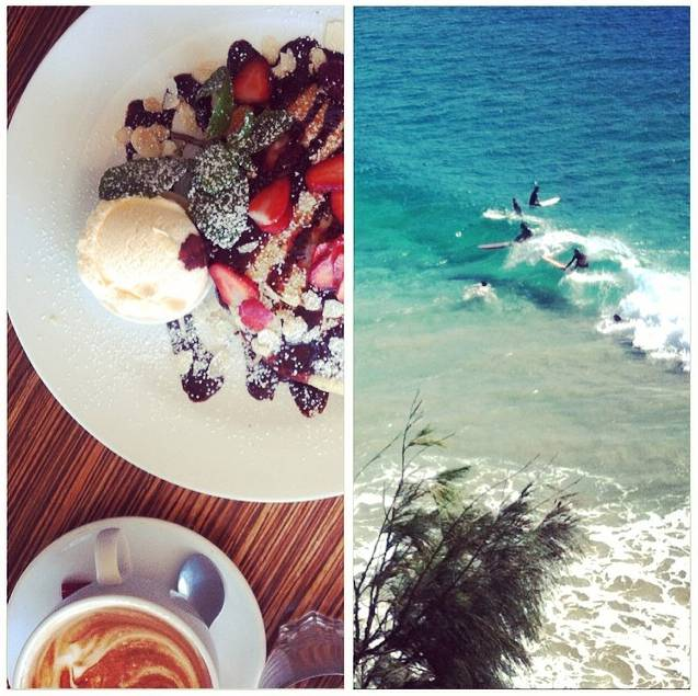 The Pass Cafe - Holiday Byron Bay