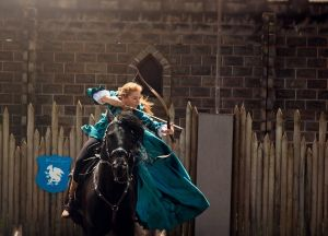 Baroque Horse Festival - Holiday Byron Bay