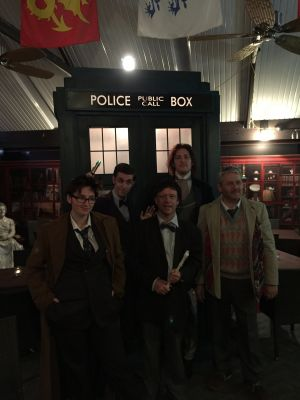 Dr Who Quiz Night - Holiday Byron Bay