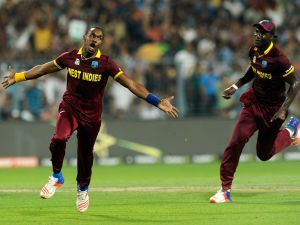 ICC Men's T20 World Cup - West Indies v Qualifier B2 - Holiday Byron Bay