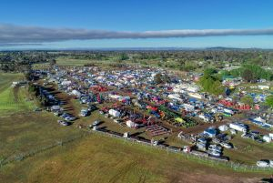 Murrumbateman Field Days - Holiday Byron Bay