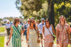 Perricoota Pop and Pour Festival - Echuca Moama - Holiday Byron Bay