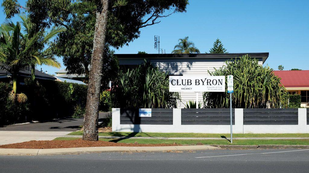 Club Byron Accommodation Byron Bay