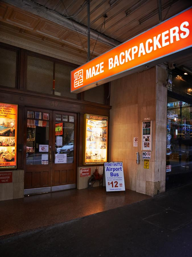 Maze Backpackers - Sydney - Holiday Byron Bay